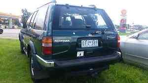 1998 Nissan Pathfinder, rwc and reg Ashwood Monash Area Preview
