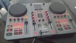 M-Audio Xponent DJ Controller Melbourne CBD Melbourne City Preview