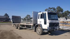 1998 volvo fl6 heavy rigid tray truck Officer Cardinia Area Preview