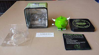 1998-2013 PIXAR RENDERMAN Walking Teapot Pro Server 18 Dielectric Denizen 1879