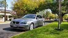 BMW 525i 2005 Prospect Prospect Area Preview