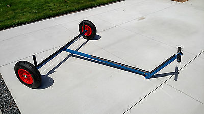 Boat Dolly for Optimist Class Opti Dolly w/Standard Wheels for sale  Shipping to South Africa
