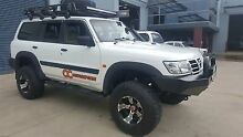 Nissan patrol tb48 2002 st plus Glendenning Blacktown Area Preview
