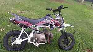 70cc Motorbike for sale South Maclean Logan Area Preview