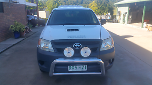 Toyota hilux 2006 sr 3ltr diesel 4x2 dual cab. Mackay Mackay City Preview