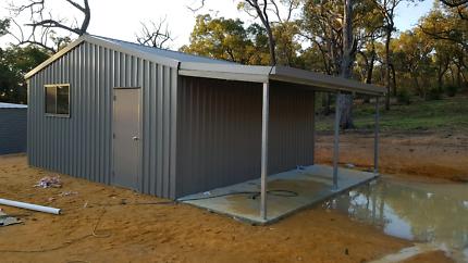 shed installer erector and supplier