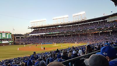 2 Chicago Cubs vs Pittsburgh Pirates 3/31/2020 Wrigley Field
