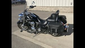 2009 Kawasaki classic 1700 $4500 or trade for open bow boat