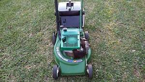 VICTA COMMANDO MOWER STARTS 1ST PULL Annerley Brisbane South West Preview