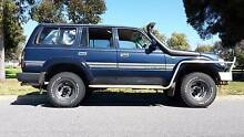 '95 Toyota LandCruiser GLX 80 series with sliding drawer fitout Grange Charles Sturt Area Preview