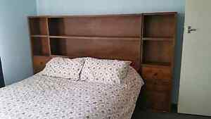 Queen Bed Frame/Library Bed Noarlunga Centre Morphett Vale Area Preview
