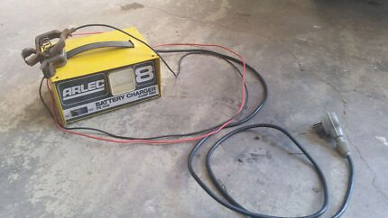 8amp battery charger Kyabram Campaspe Area Preview