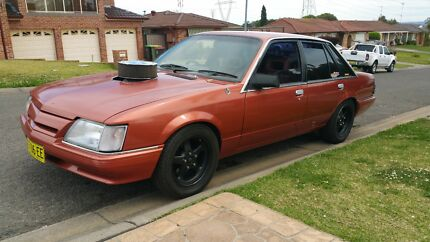Holden VL Walkingshaw Genuine Wheels Parklea Blacktown Area Preview
