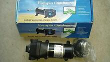 ESCAPIN OUTDOORS 12 VOLT HIGH PRESSURE WATER PUMP Fletcher Newcastle Area Preview