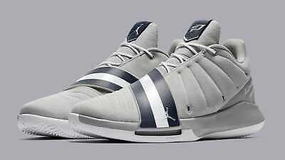 Nike Air Jordan CP3.XI Dallas Cowboys Grey Navy White AA1272-014 Mens 11.5 Shoes for sale  Shipping to Canada