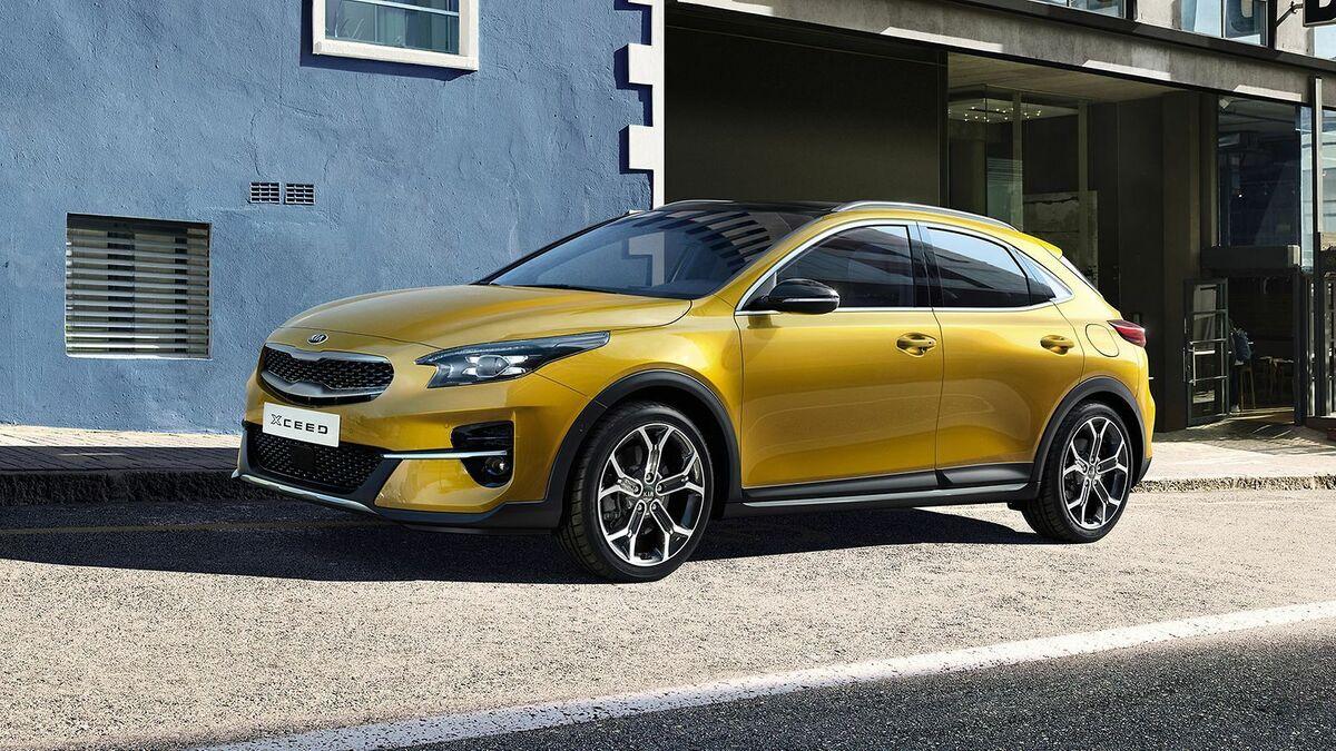 Kia Xceed Alle Details Zum Kia Crossover