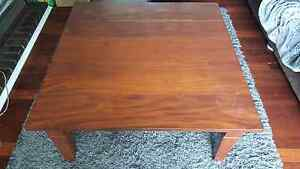 Wood Coffee table Yokine Stirling Area Preview