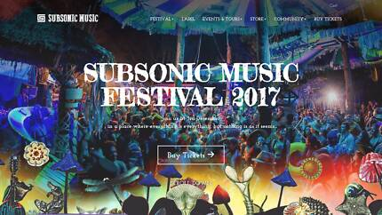 1 SUBSONIC 2017 TICKETS **SOLD OUT** CAN DELIVER $320 ONO