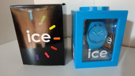 Authentic Ola Ice Watch (BLUE) 50%Off RRP