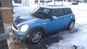 07 Mini cooper s turbo charged 6speed