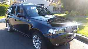Bmw x3 2008 e83 3.0 litre diesel Cromer Manly Area Preview