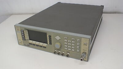 Anritsu Wiltron 68147b Synthesized Sweep Signal Generator 10mhz To 20ghz