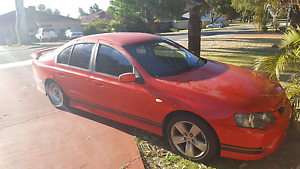 FORD BA XR6 SEDAN Redcliffe Belmont Area Preview
