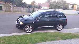 JEEP COMPASS 4WD 4 CYLINDER AUTOMATIC Dee Why Manly Area Preview
