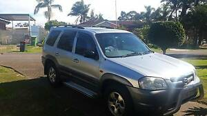 2002 Mazda Tribute Wagon Jilliby Wyong Area Preview