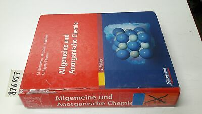 Allgemeine und Anorganische Chemie Michael Binnewies ... Binnewies, Michael (Mit