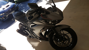 2016 YAMAHA YZF R3 MATTE GREY P PLATE LEGAL Penrith Penrith Area Preview