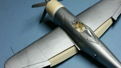 Wilde Sau Resin Monogram 1/48 P-47D Resin Update Set. Refresh that old Kit
