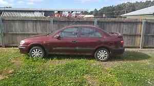 Wrecking or sell whole  2002 Nissan pulsar n16 manual Burnie Burnie Area Preview