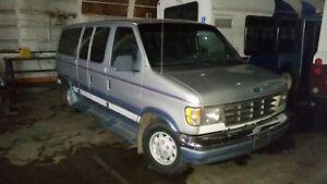Van for sale immediately