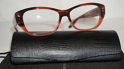 Barton Perreira RX Eyeglasses New Amber Rose Gradient ARG Sexton 54 15 (Barton Eyeglasses)