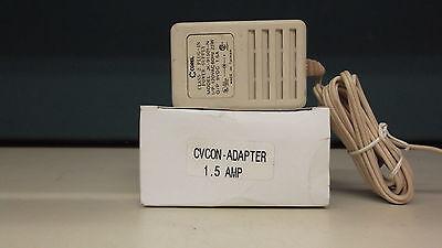 Power Supply Adaptor Transformer 9vdc 1.5amps