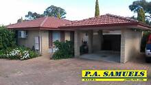 YOKINE $310PW - A/C 2 BRM Front Villa in Small Complex OF 6 Yokine Stirling Area Preview