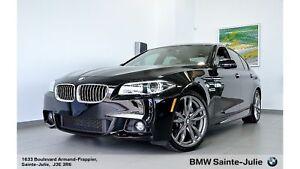 2016 BMW 5 SERIE xDrive + M Sport + Driver Assistance*PROMO