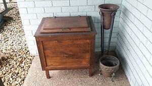 Silky oak ice chest Everton Hills Brisbane North West Preview
