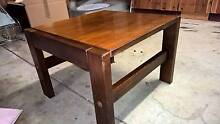 Timber coffee table Lalor Whittlesea Area Preview