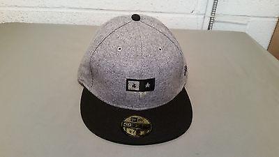 new Fourstar new era skate soft gray wool baseball cap