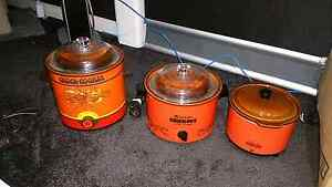 Vintage slow cookers Cranbourne Casey Area Preview