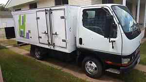 1999 Mitsubishi canter refrigerated truck Bundaberg Central Bundaberg City Preview