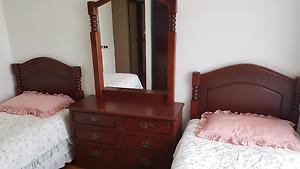 Bedroom suite Warners Bay Lake Macquarie Area Preview