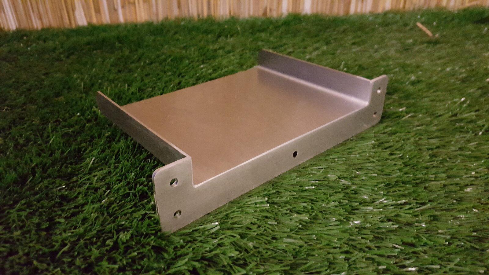 200mm stainless steel waterfall spillway veggie filter for Pond veggie filter