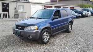 *** 2005 FORD ESCAPE 4X4 ** FULLY INSPECTED **