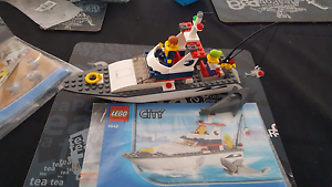 Lego fishing boat Rutherford Maitland Area Preview