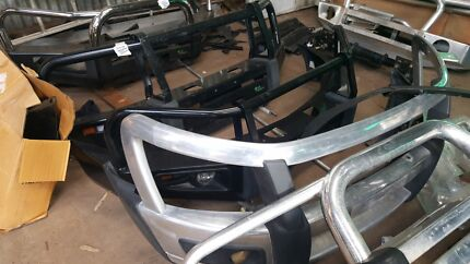 We supply & Fit bullbars! 4x4 / 4x2