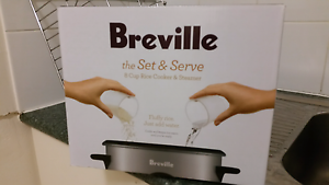 Breville rice cooker Chatswood Willoughby Area Preview