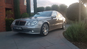2005 e500 Mercedes  advantgarde may swap? Epping Whittlesea Area Preview